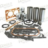 Engine Overhaul Kit - AD3.152 - Finished Liner (5 ring Piston)