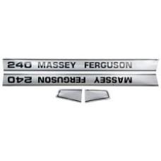 Decal Set - Massey Ferguson 240