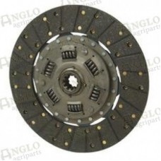 Clutch Plate - Organic with springs