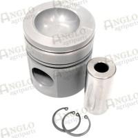 Piston & Pin - T4.236, Al-Fin Ring