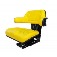 Seat - Yellow Suspension