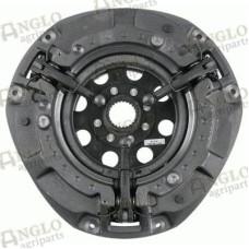 "Clutch Cover - 10 Spline PTO Plate 12""/10"" 12 Red Springs"