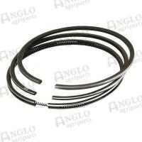 Piston Ring Set -  For Al-Fin Piston - 3 Ring