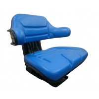 Seat - Blue Suspension