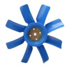 8 Blade Fan Blue