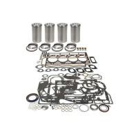 Engine Overhaul Kit - AD4.203 - Finished Liner - Cast Iron Liner