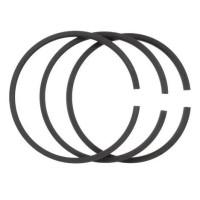 "Hydraulic Cylinder Piston Cast Ring Set of 3 - 2.5"""