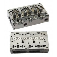 Cylinder Head - Perkins AD3.152 - c/w Valves - Without Studs