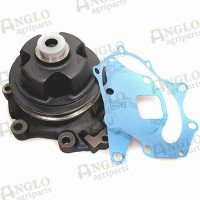 Water Pump - Single Pulley & Less Rear Housing
