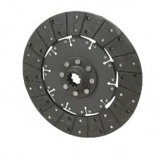 "Clutch Plate Dual 12"" x 1 1/8 10 spline"