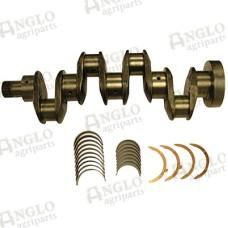 Crankshaft Kit - A4.236 / A4.248 - Lip Seal