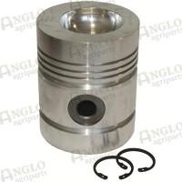 Piston & Pin - A4.236 Engine, 5 Ring