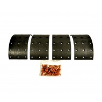 Brake Lining Kit Shoe, Length: 207mm