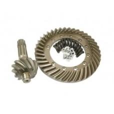 Crown Wheel & Pinion - 11x38 (c/w nuts & bolts)