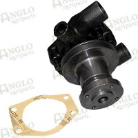 Water Pump - With Pulley, Single Groove - Hub 79.5mm Square Bolt