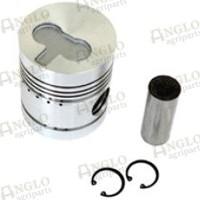 Piston & Pin - 84.05 Bore, 5 Ring