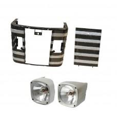 "Front Grille 13"" & Door with Headlights Kit"