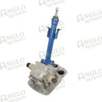 """Steering Box Assembly 14"""" Only - Splined Shaft"""