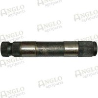 """Spindle Shaft - 290mm Long, 49mm O/D, 1/2"""" Screw for Arm"""