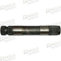 """Spindle Shaft - 290mm Long, 49mm O/D, 5/8"""" Screw for Arm"""