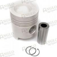 Piston & Pin - Non Al Fin - .040 Oversize
