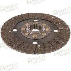 "Clutch Plate PTO, 9"" 10 Spline"