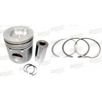 Piston & Rings - 3 Rings