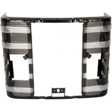 Front Grille With Lamp Holes - Massey Ferguson