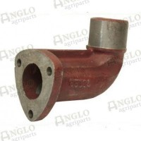 Exhaust Elbow - 90° - 3 Hole