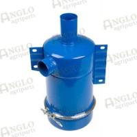 "Air Cleaner - Oil Bath - 58mm Diameter Base - 2 1/4"" Inlet"