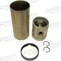 Piston, Rings & Finished Liner Kit