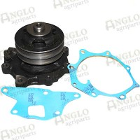 Water Pump - Double Pulley & Less Rear Housing