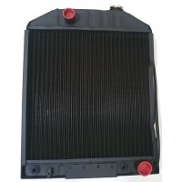 Radiator - Ford New Holland - With Oil Cooler