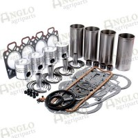 Engine Overhaul Kit - A4.236 - Finished Liner (Flame Ring)