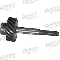 Shaft & Gear Assy - Oil Pump