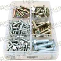 Metric Fine Bolts M6-M10 Ass. Pack 150