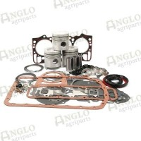Engine Overhaul Kit - Ford 4000 - Less Liners