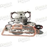 Engine Overhaul Kit - Ford 4000 - Less Liner