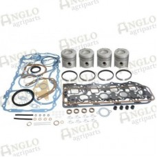 Engine Overhaul Kit - Ford 5000 / 5600 - Less Liners