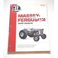 MF Workshop Manual - 175 + 180 + 205 + 210 + 220 + 2675 + 2705 + 2745 + 2775 + 2805