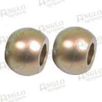 Lower Link Balls Cat 3/3 (Pair)