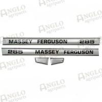 Decal Set - Massey Ferguson 285