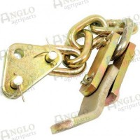Check Chain Assembly - 5 link - 40x12.5mm
