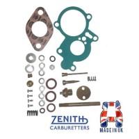 Full Carburettor Rebuild for Zenith 24T2