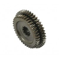 Gear - 2nd & 3rd - Sliding, (44 - 38T)