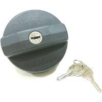 Fuel Cap - Locking - c/w 2 Keys