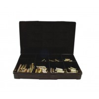 Metric Clevis Pin Assortment - 105 Piece