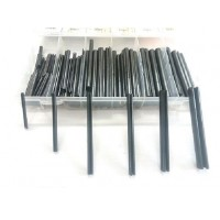 Roll Pin Assortment - Metric 160 Pieces