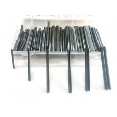 Roll Pin Assortment - Metric 160 Pieces