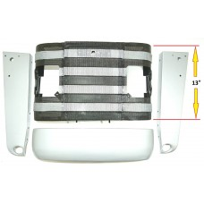"""Front Grille Kit 13"""""""